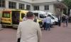 Врачи борются за жизнь молодого петербуржца, который выпал из окна 6 этажа