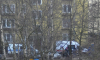 Житель Петербурга разбился насмерть, выпав с 4 этажа