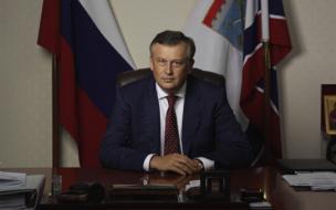 Александр Дрозденко поздравил выборжан с Днем рождения Ленобласти