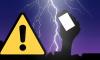 В Приамурье двух мужчин, которые разговаривали по телефону,  поразила молния