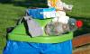 Болельщики Кубка конфедераций за неделю выбросили 450 кубометров мусора