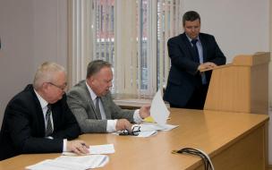В Выборге состоялось заседание районной комиссии по чрезвычайным ситуациям