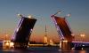 Репетиция военно-морского парада изменит график разводки мостов
