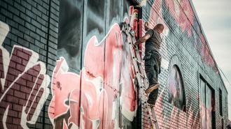 В Петербурге появятся специальные зоны для граффити