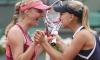 На Олимпиаде Елена и Екатерина сделали в теннис Габринье и Карлу