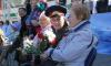 Фотофакт: митинг в честь Дня Победы в Выборге