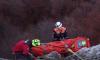 В Крыму девушка упала с 40-метровой скалы и выжила