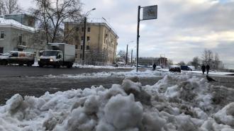 В ночь на 23 февраля Петербург собираются чистить более 1,1 тыс. единиц техники