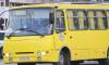 В Петербурге мигрант, управляя автобусом, врезался в полицейскую машину