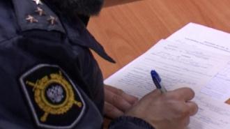 В Петербурге пьяный отставник МВД дебоширил в магазине