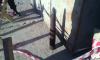 На Магнитогорской улице экскаватор вытащил из земли снаряд времен войны