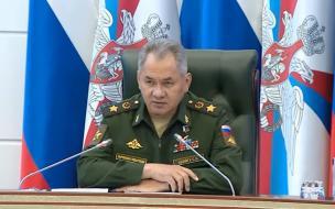 Сергей Шойгу заявил о полном разгроме ИГИЛ* в Сирии