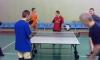 Районный турнир по настольному теннису