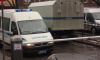 Пьяный водитель протаранил патрульную машину в Калининском районе