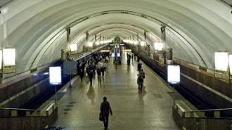 """Станцию метро """"Лиговский проспект"""" закроют уже в январе"""