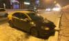 """На Бухарестской неизвестный водитель разбил и оставил """"делимобиль"""""""