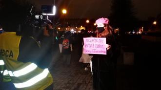 Фем-активистку Лелю Нордик задержали после заседания суда, но уже по другому делу