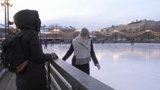 Где в Петербурге покататься на коньках –обзор локаций от Piter.tv