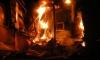 Обугленные останки петербуржца нашли пожарные на пепелище в Ново-Токсово