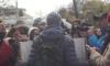 Протестное шествие по Петербургу не состоялось: акция распалась на одиночные пикеты