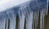 На Английском проспекте ледяная глыба пробила голову молодой матери