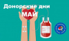 Жители Гатчины смогут стать донорами крови 20 мая