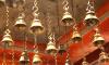 Петербуржцам сыграли классику на колоколах