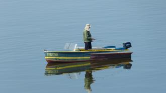 В Петербурге суд обязал рыболовов выплатить 46 тысяч рублей за незаконный вылов судака
