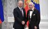 Владимир Путин поздравил с днем рождения артиста Юрия Григоровича