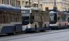Шествие на 6 мая изменит маршруты пяти троллейбусов в Петербурге