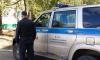 В Тихвине хулиган устроил налет на автомобиль Toyota Camry