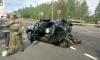 Серьезная авария на Мурманском шоссе