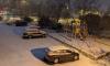Петербуржцы делятся в сети снимками заснеженных улиц