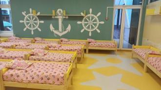 В Приморском районе построят детский сад с бассейном
