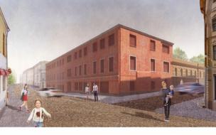 На реставрацию квартала Сета Солберга в Выборге будет выделено более 2 млрд. рублей