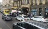 На Петроградке невнимательный водитель сбил женщину с шестилетним ребенком