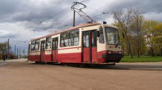 """В выходные трамваи не смогут подъехать к станции метро """"Удельная"""""""