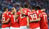 Стал известен стартовый состав сборной России на матч против Уругвая
