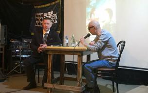 Презентацию книги Армена Гаспаряна сорвал недовольный украинец