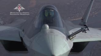 Истребитель Су-57 сделают носителем беспилотников