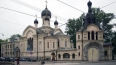 На территории монастыря в Петербурге найден мертвый ...
