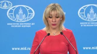 Захарова: большую часть сотрудников посольства Чехии составляли российские граждане