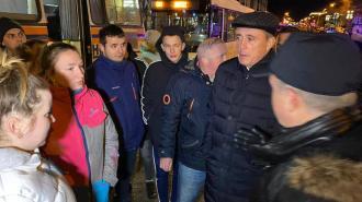 Жильцы поврежденных квартир из-за пожара в доме Южно-Сахалинска получат помощь