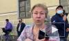 """Жительница дома с обрушившимися балконами на Кирочной: """"Мы не раз обращались в управляющую компанию"""""""
