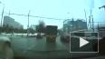 Очевидец снял момент взрыва в Москве