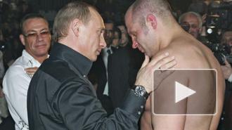 Федор Емельяненко вошел в предвыборный штаб Путина