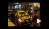 Пассажиры и водители блокированных трамваев пощадили нарушителя
