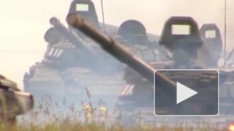 """В США заявили о """"повреждении"""" российского Т-14 """"Армата""""в Сирии"""