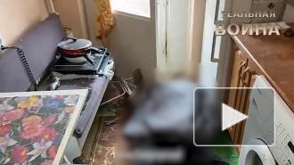 В Донецке, на улице Новороссийской, в результате обстрела погиб мужчина