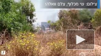 В Израиле два человека погибли после попадания снаряда в автомобиль